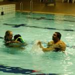 Het Startblok - Veel ruimte voor plezier en ontspanning en ondertussen toch leren vertrouwd te raken met het water!