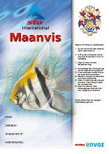Het Startblok - Certificaat Maanvis