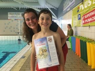 Diplomazwemmen Het Startblok Bjorn